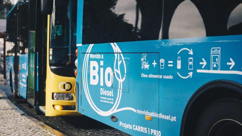 Movido a Biodiesel
